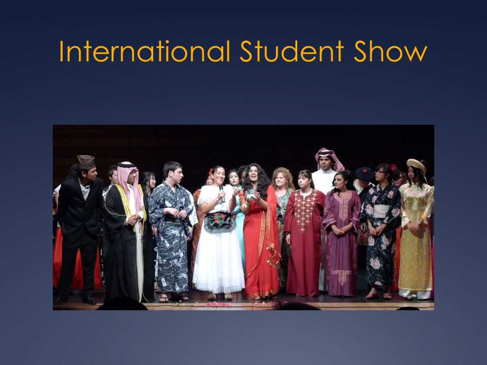 International Student Show