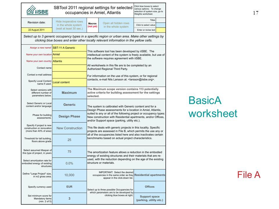 17 BasicA worksheet File A