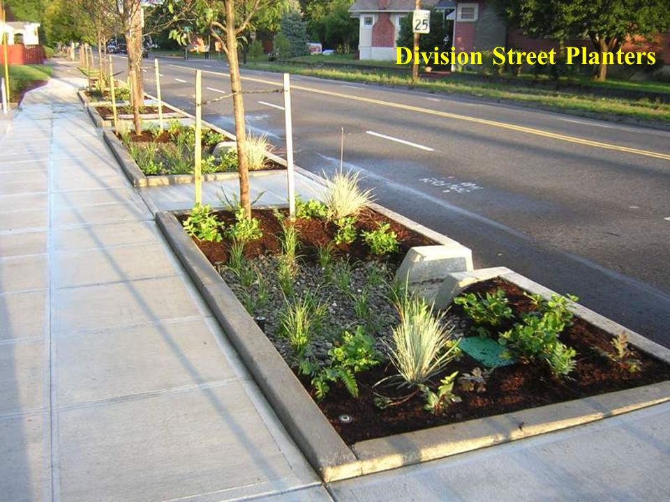 Division Street Planters