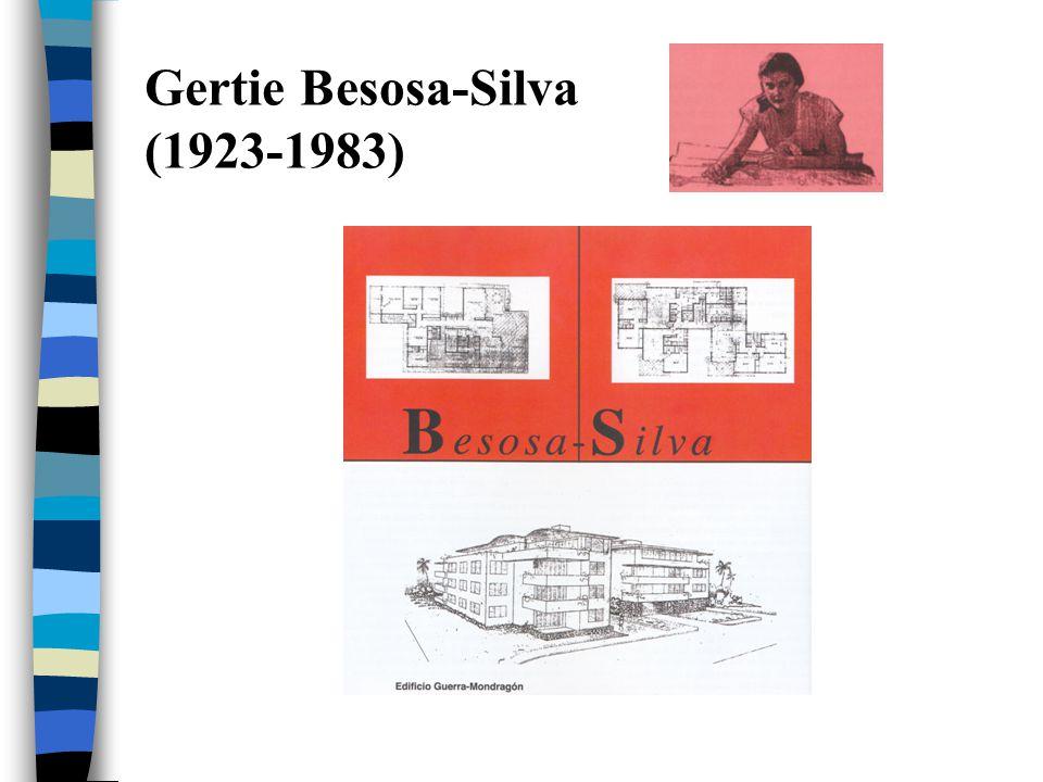 Gertie Besosa-Silva (1923-1983)