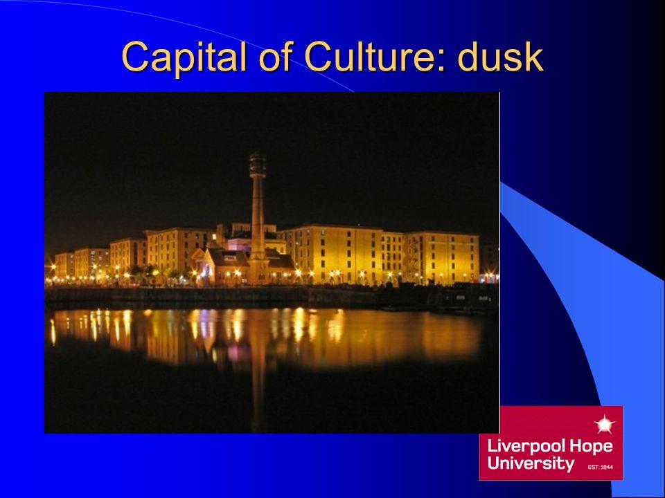 Capital of Culture: dusk