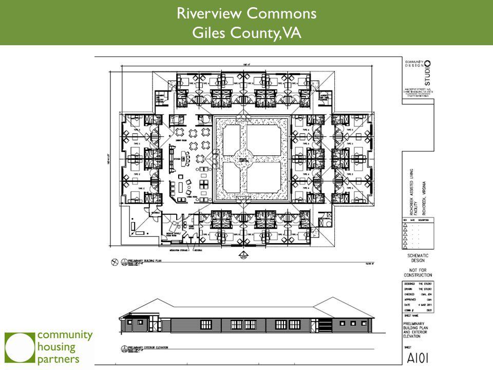 Riverview Commons Giles County, VA