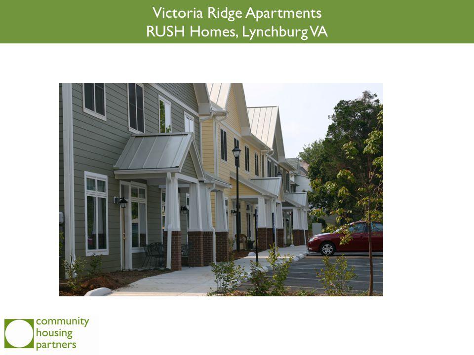 Victoria Ridge Apartments RUSH Homes, Lynchburg VA