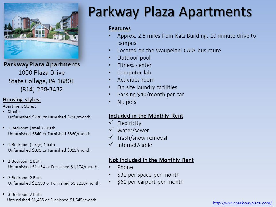 Pepper Mill Condominiums Features Approx.