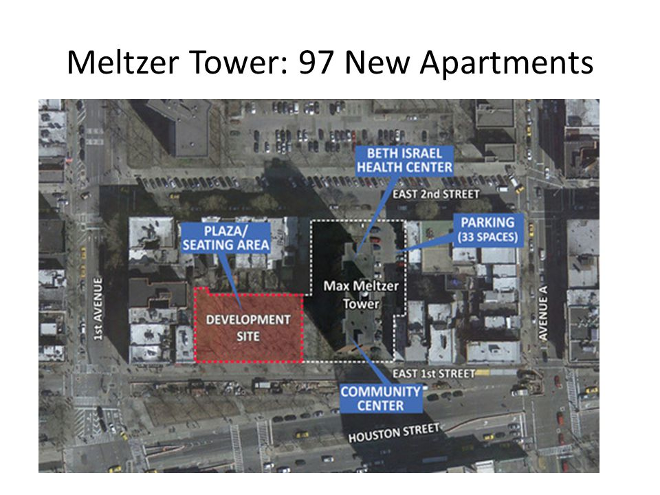Meltzer Tower: 97 New Apartments