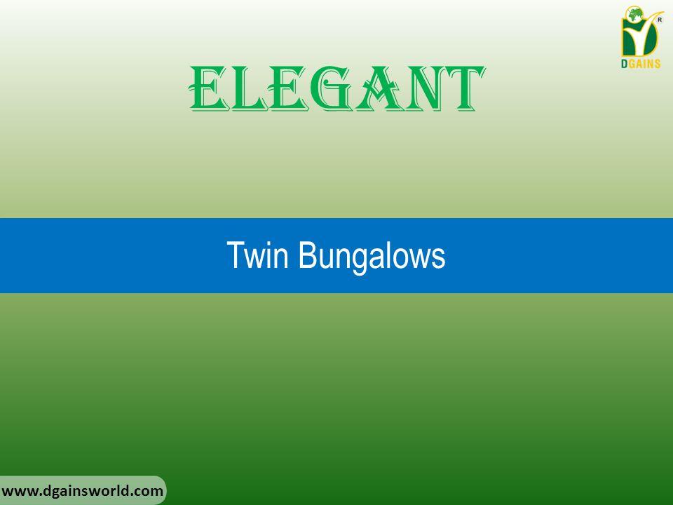 Twin Bungalows Elegant www.dgainsworld.com
