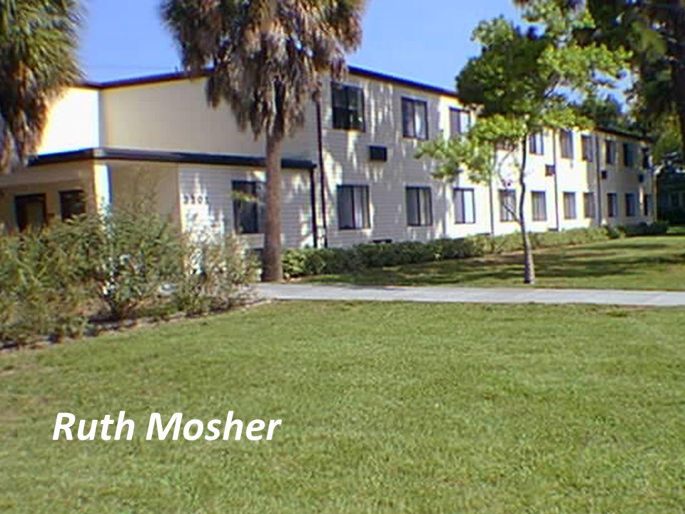 Ruth Mosher