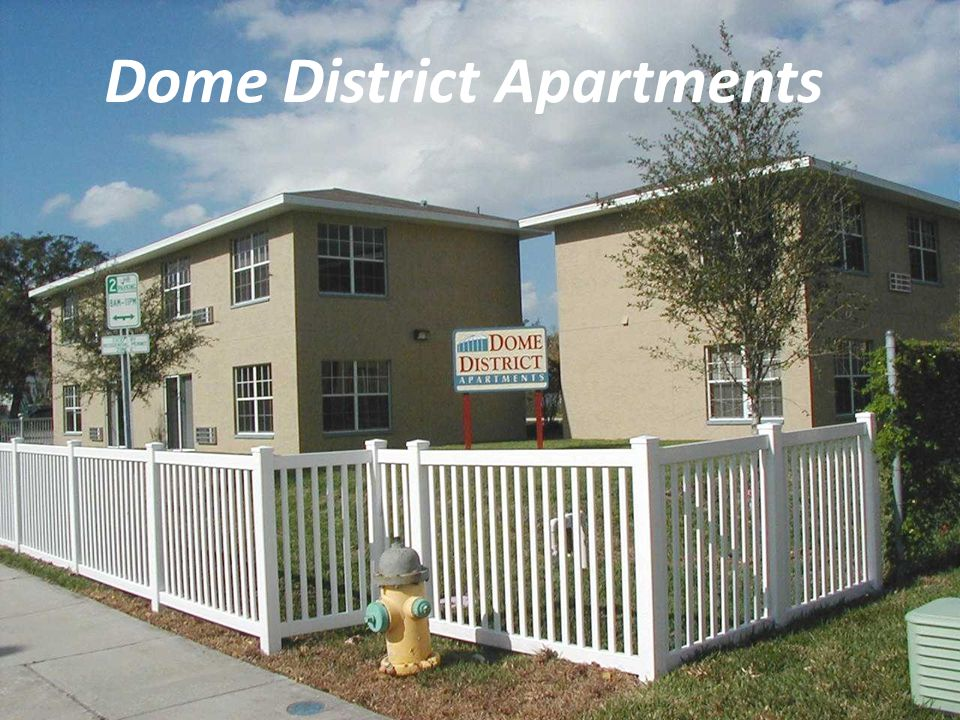 Dome District Apartments
