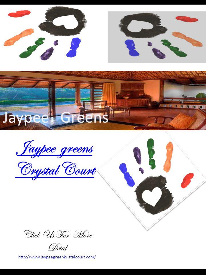 Jaypee greens Crystal Court Click Us For More Detal http://www.jaypeegreenkristalcourt.com/ http://www.jaypeegreenkristalcourt.com/ Jaypee Greens