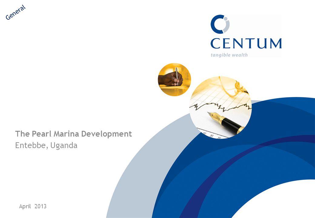 The Pearl Marina Development Entebbe, Uganda April 2013 General
