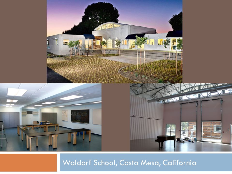 Waldorf School, Costa Mesa, California