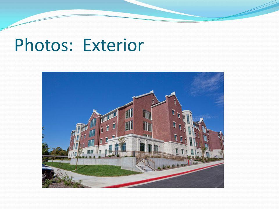 Photos: Exterior