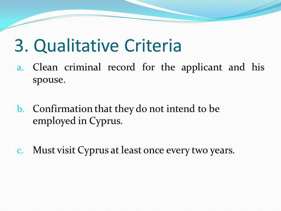 3.The Application Process For Residence Permit a.