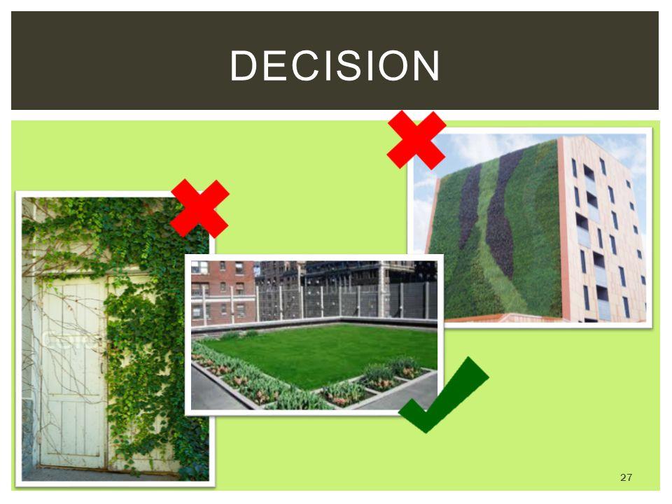 27 DECISION