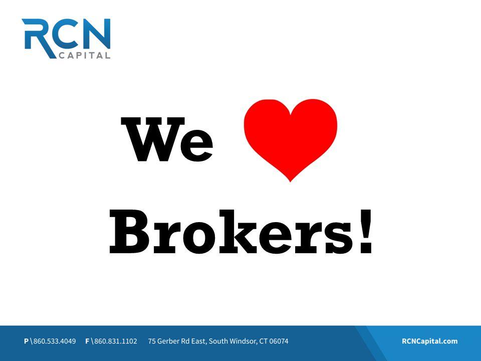 We Brokers!