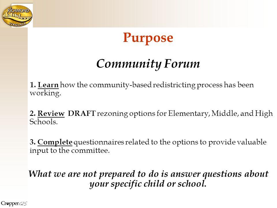 1.Richmond Public Schools is building new schools as part of the Build Better Richmond program.
