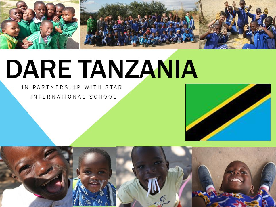 DARE TANZANIA IN PARTNERSHIP WITH STAR INTERNATIONAL SCHOOL
