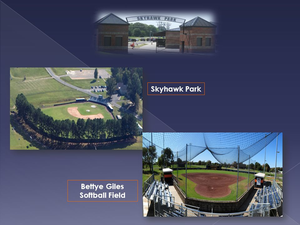 Bettye Giles Softball Field Skyhawk Park