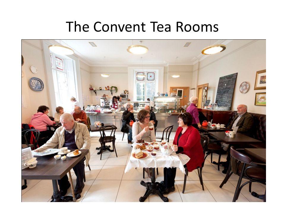 The Convent Tea Rooms