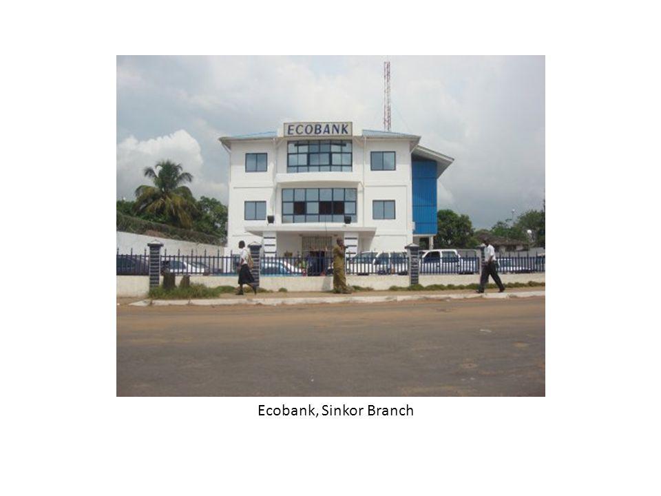 Ecobank, Sinkor Branch