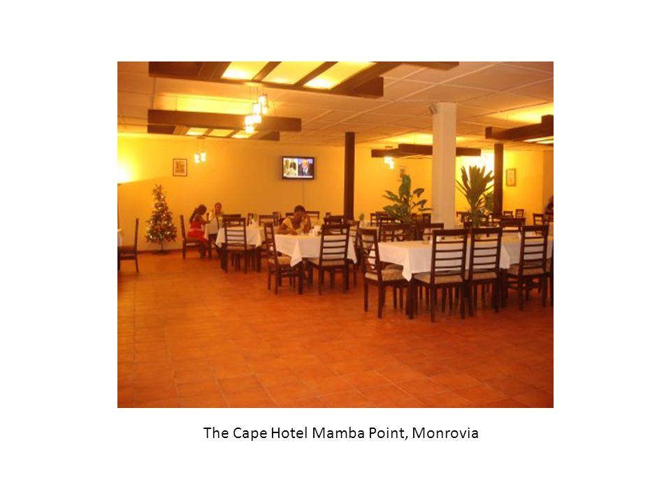 The Cape Hotel Mamba Point, Monrovia
