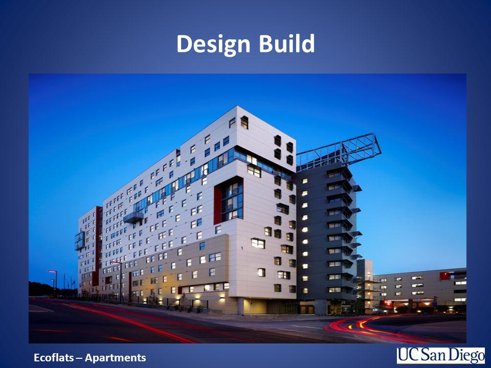 Design Build Ecoflats – Apartments