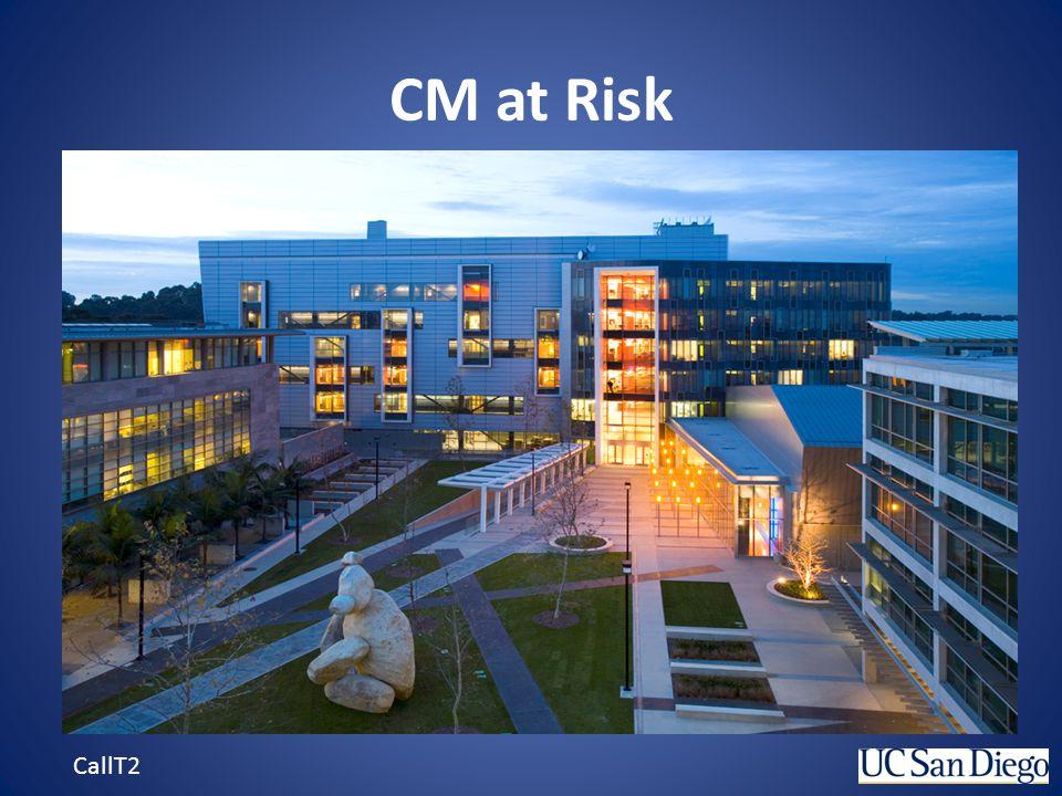 CM at Risk CallT2