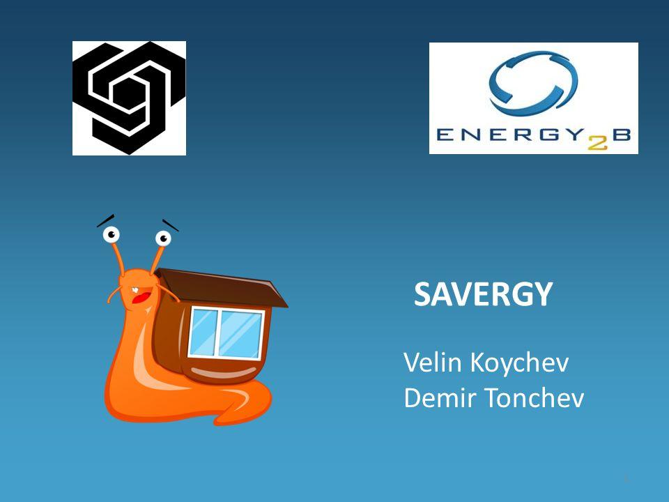 SAVERGY Velin Koychev Demir Tonchev 1