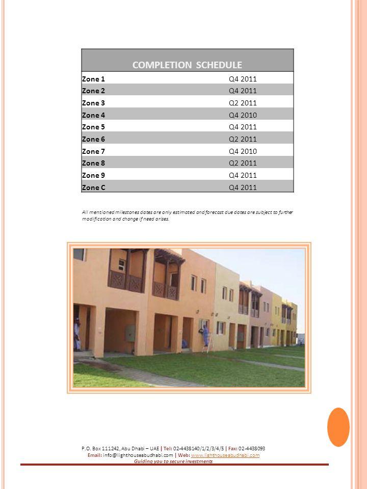 P.O. Box 111242, Abu Dhabi – UAE   Tel: 02-4438140/1/2/3/4/5   Fax: 02-4438093 Email: info@lighthouseabudhabi.com   Web: www.lighthouseabudhabi.comwww