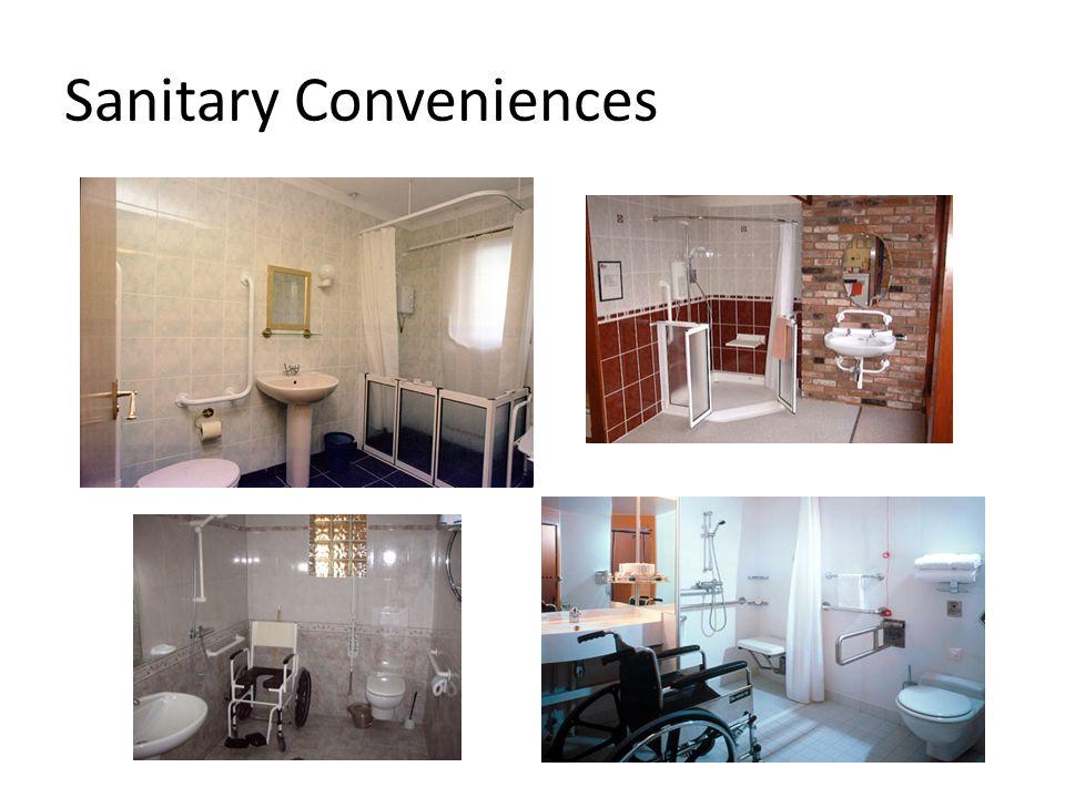 Sanitary Conveniences