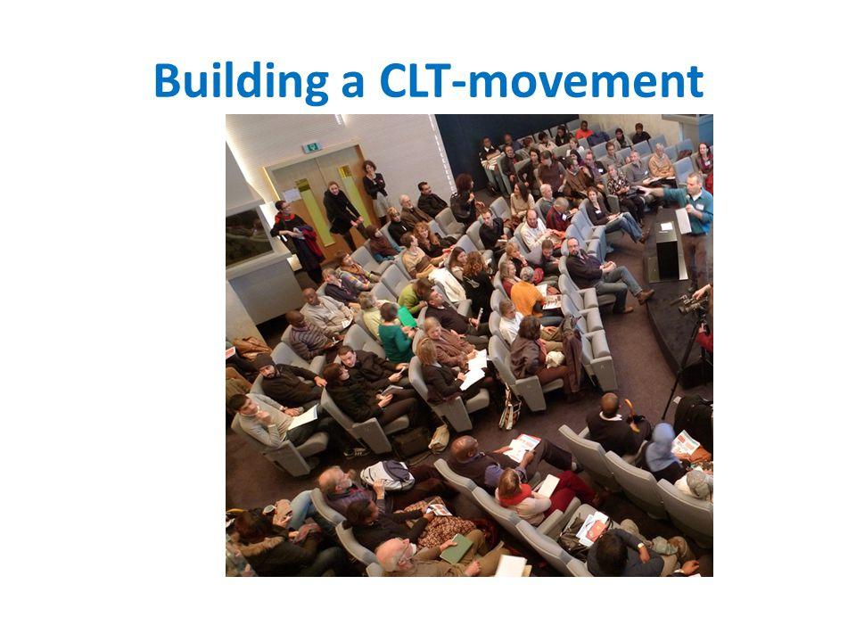 Building a CLT-movement