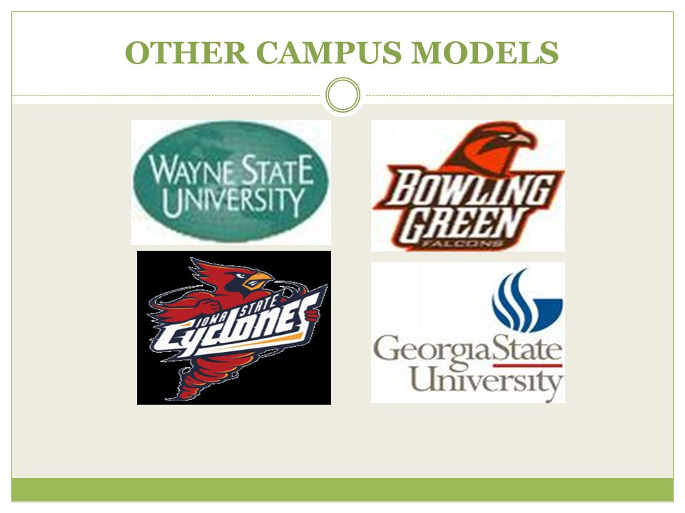 OTHER CAMPUS MODELS