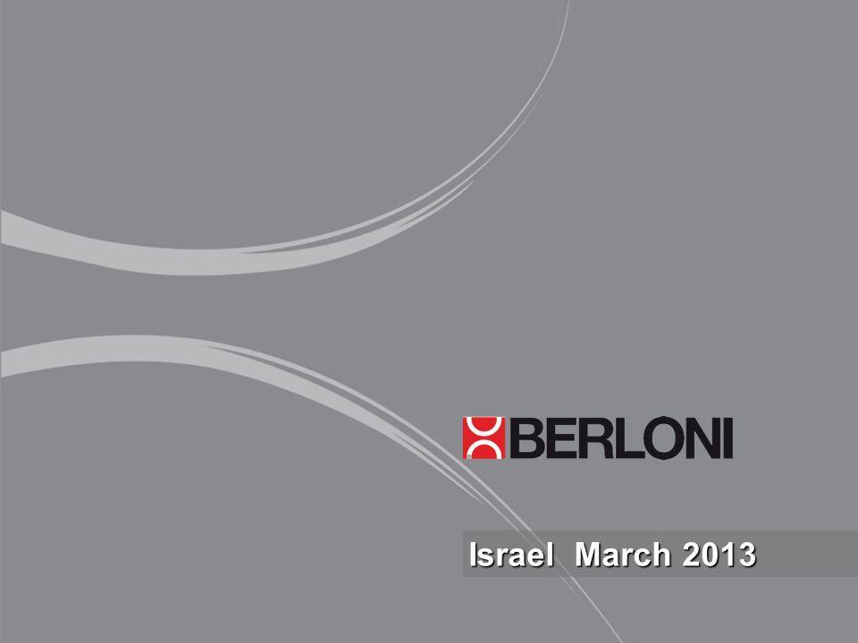 Israel March 2013