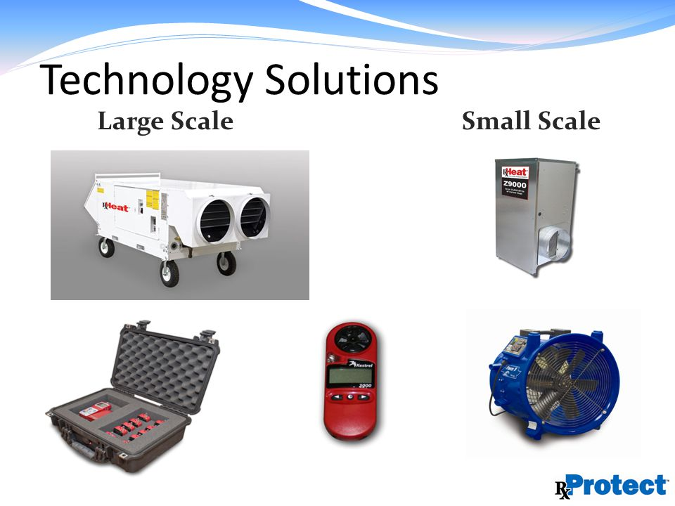 Technology Solutions Small ScaleLarge Scale