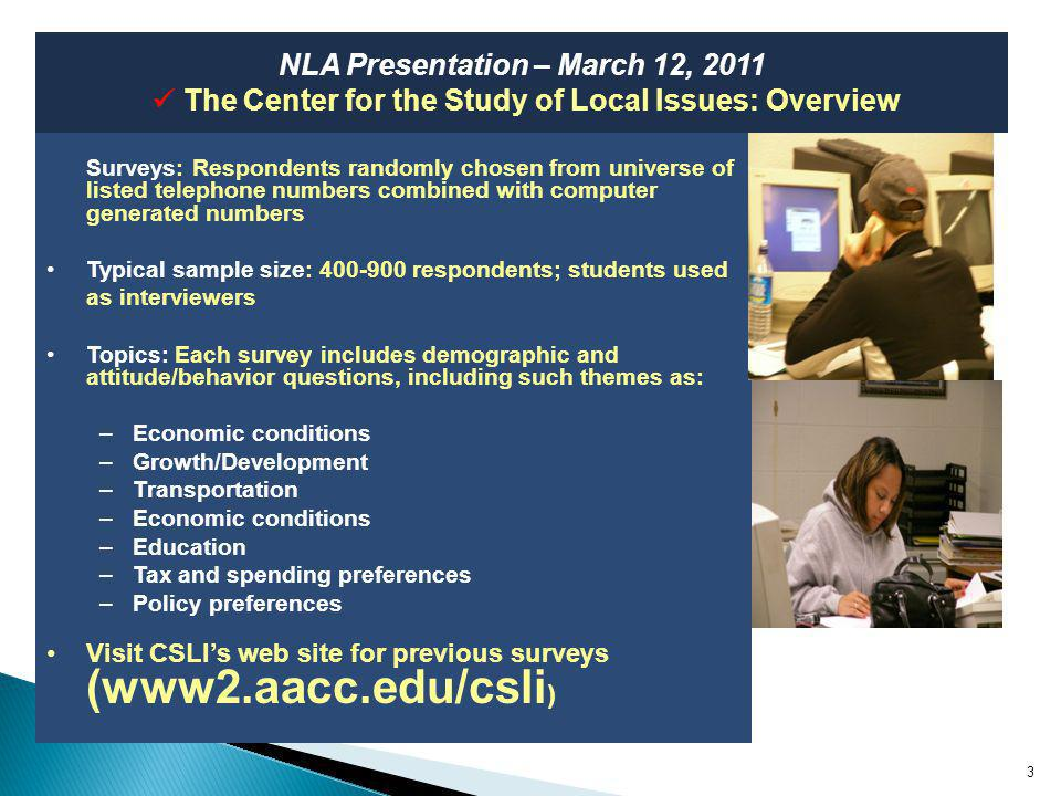 24 NLA Presentation – March 12, 2011 Legal and Illegal Immigrants (Spring 2008)