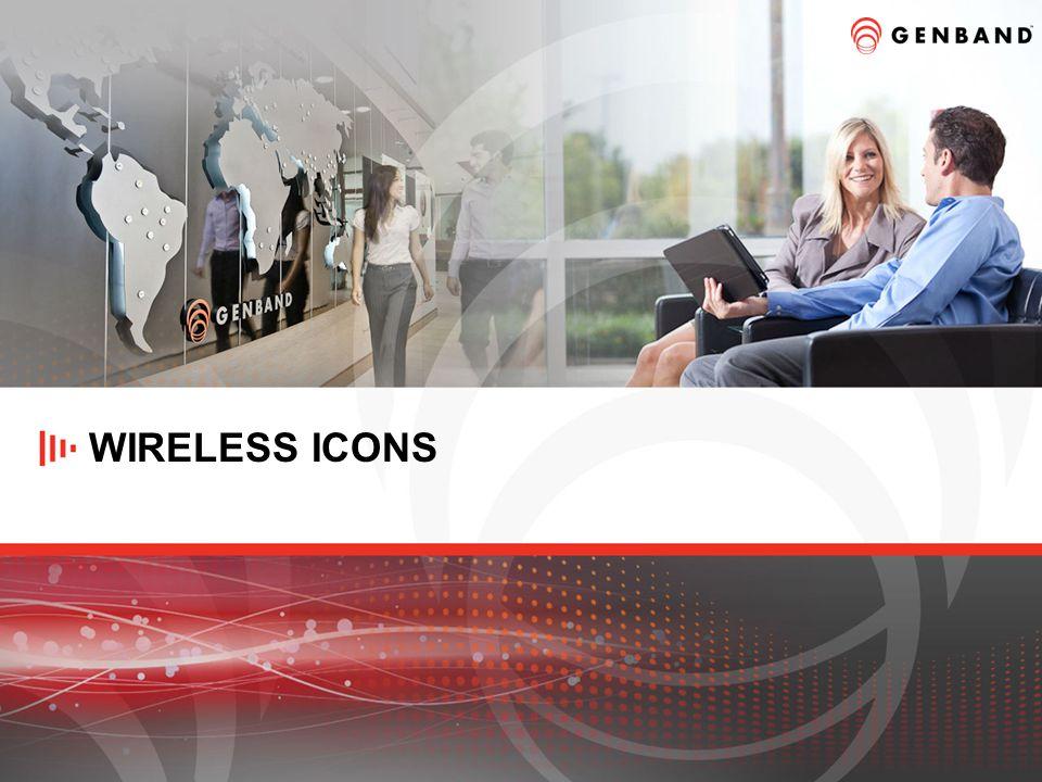 WIRELESS ICONS