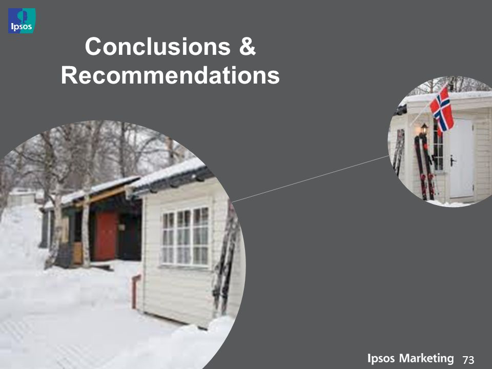 Conclusions & Recommendations 73