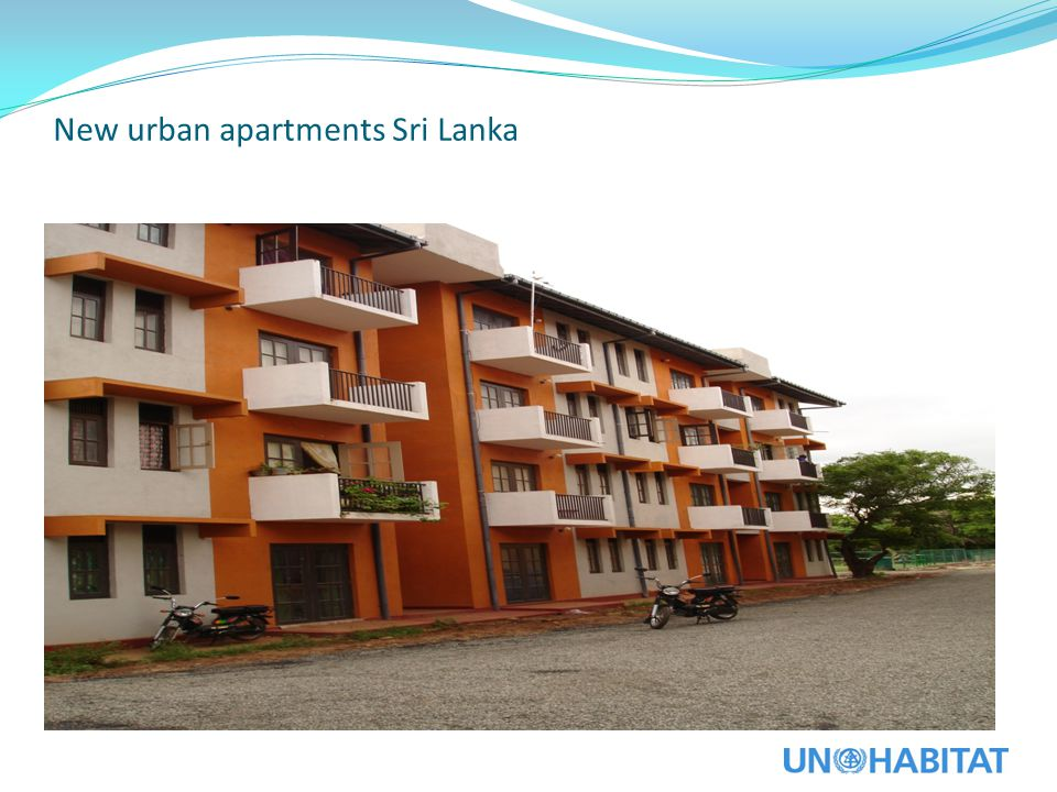 New urban apartments Sri Lanka