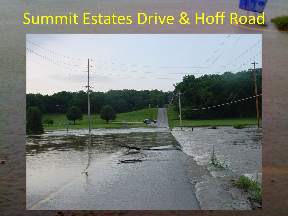 Summit Estates Drive & Hoff Road