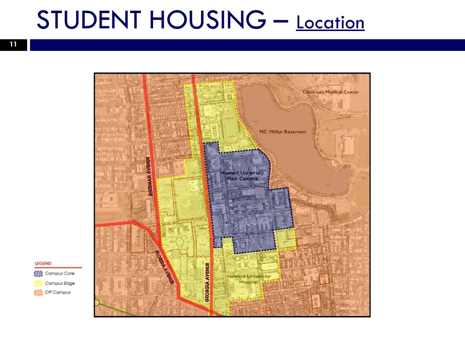 STUDENT HOUSING – Location 11