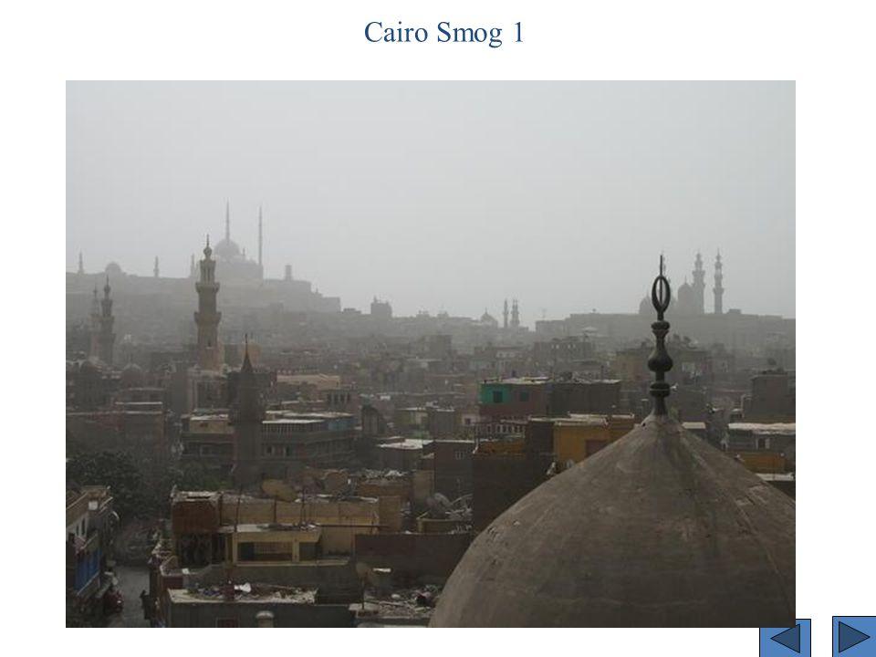 Cairo Smog 1