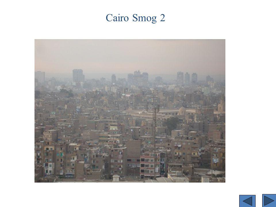 Cairo Smog 2