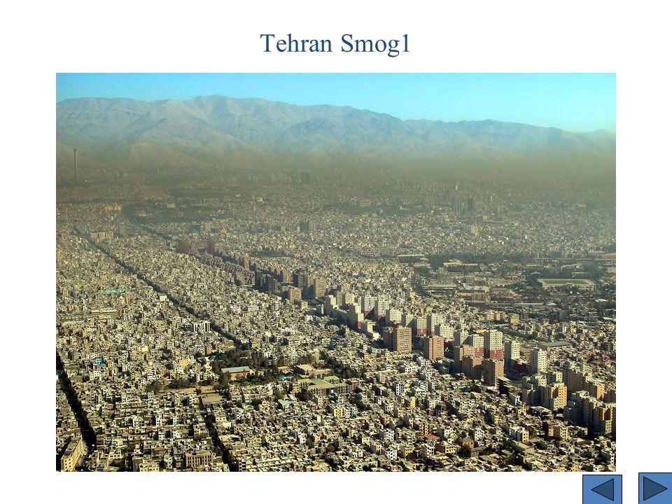 Tehran Smog1