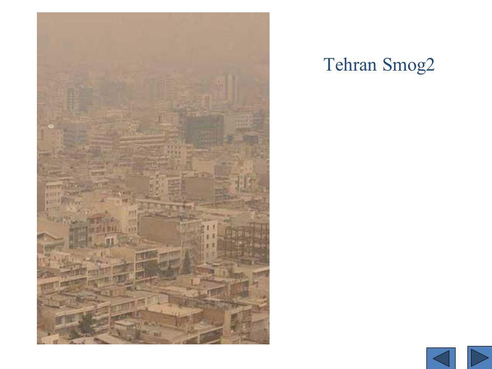 Tehran Smog2