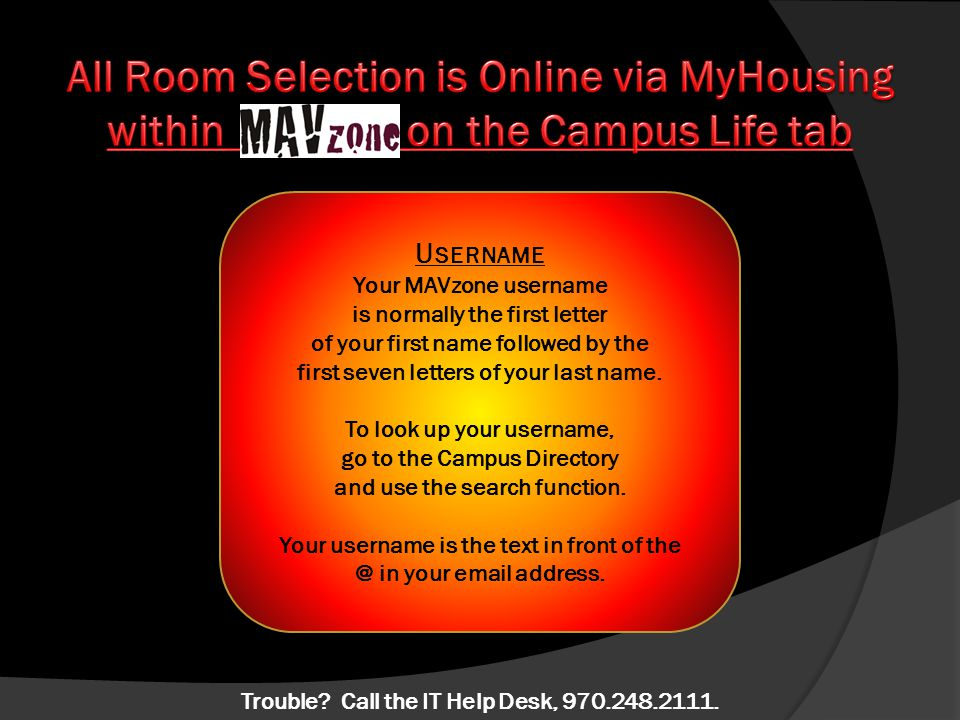 Once you hit Submit Room Selection, this will be your assignment for the upcoming academic year (as well as the assignment of any roommates you place).