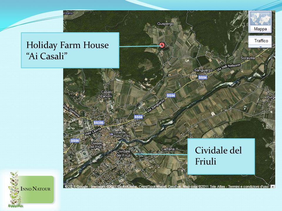 Holiday Farm House Ai Casali Cividale del Friuli