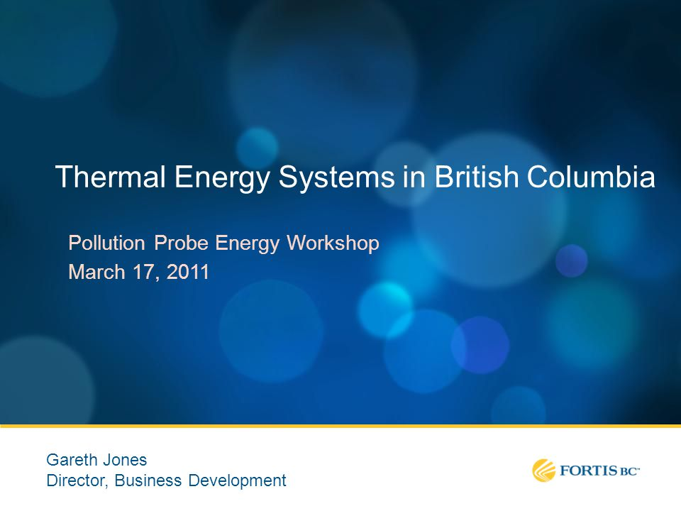 Biogas Supply Model FortisBC invests in upgrading plant and interconnection assets FortisBC