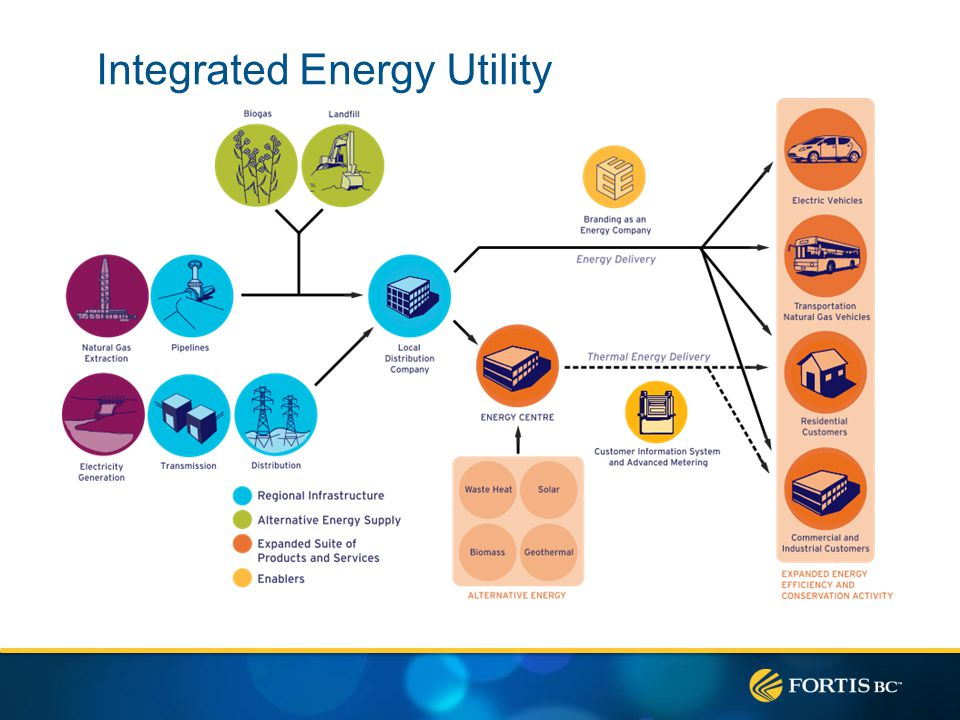 Integrated Energy Utility