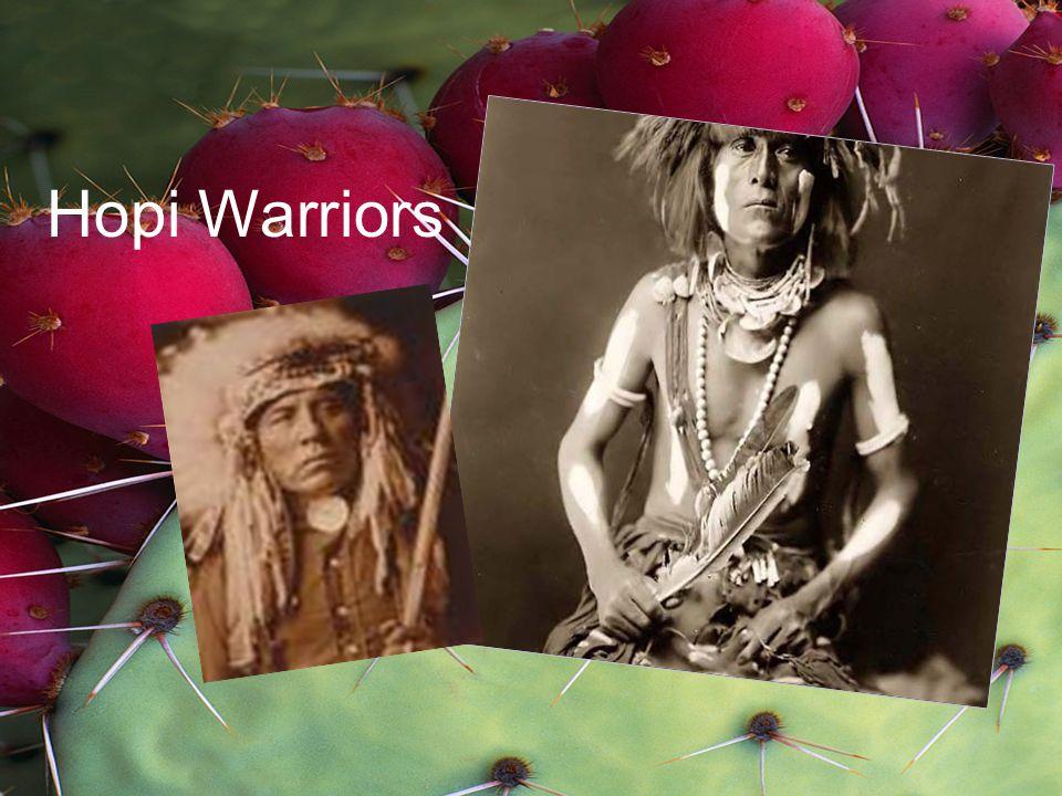 Hopi Warriors