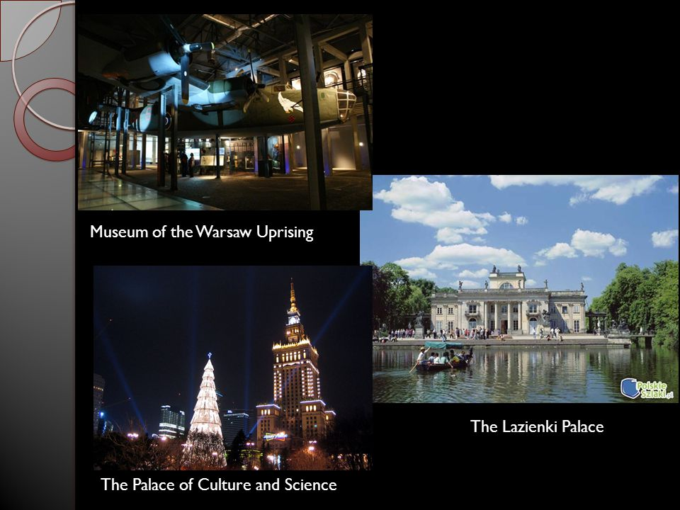 Discover Warsaw Travel Agency ESCAPE